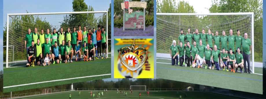 Fielfalt und Miteinander der Sportfreunde-Kicker