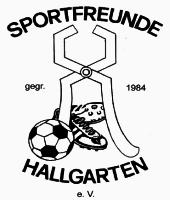 Logo - Sportfreunde Hallgarten 1984 e.V.